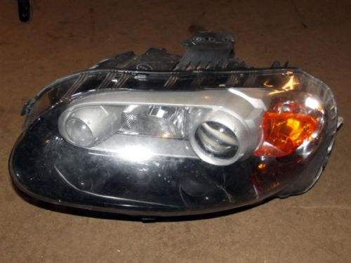 Headlamp, Mazda MX-5 mk3, l/h, Silver, 2005-08, RHD headlight, USED